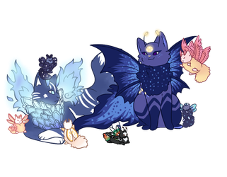 [SP-Collab] Kitten Fever by Shadonut