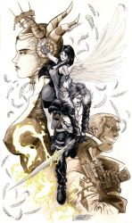 Final Fantasy VIII 1 by mistermoster