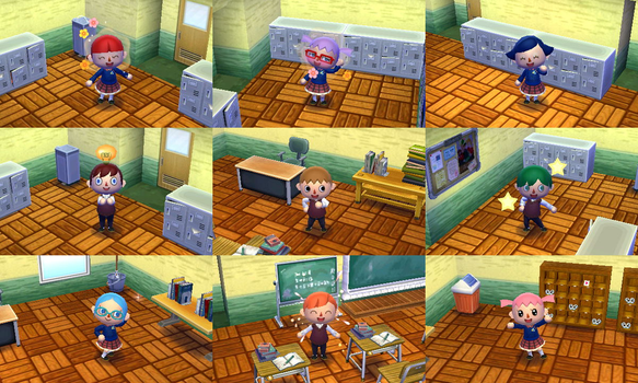 Animal Crossing New Leaf And Happy Home Designer By Starlight790