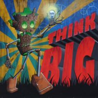 Think Big by NewWorldPunk