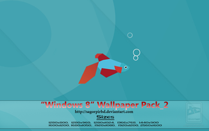Windows 8 Wallpaper Pack_2 by sagorpirbd
