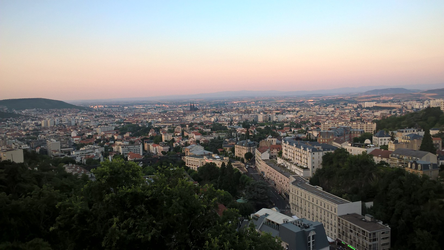 Clermont-ferrand by Isunah