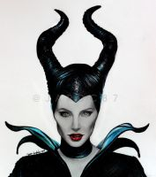 Maleficent by jardc87