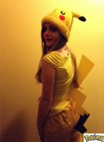 Pikachu Gijnka Cosplay by GlowingSnow