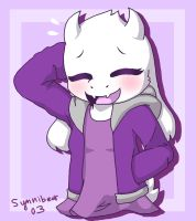 Altertale Toriel by synnibear03