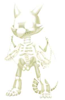 Blaire Bones by LinLupin