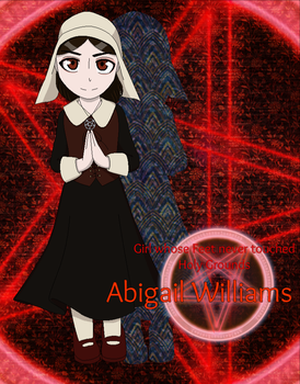 BoP: Abigail Williams by Fantasygerard2000