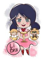 Marinette - Libra by LunaBih