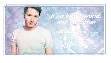 Adam Young by lilylolalay