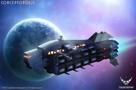 SupplyShip color by Conceptopolis