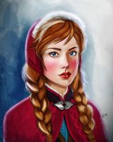 Princess Anna by vanadise