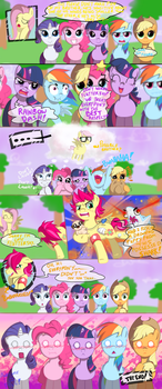 Fluttershy's Brother by AwesomeSendpie