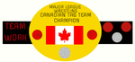 MLW Canadian Tag Team Championship Belt by EarWaxKid