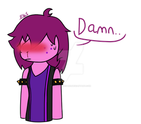 Susie's reaction by FunnyBoneSans