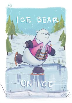 We Bare Bears #3 by domxto