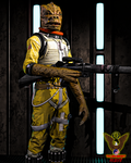 Bossk by tkdrobert