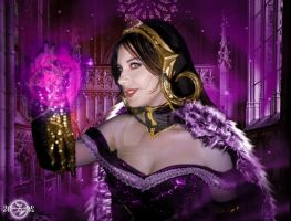 In Search for more Power - Liliana Vess cosplay by 20Tourniquet02