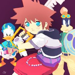 Kingdom Hearts by MIRRORMASTER