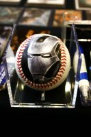 DCC Iron Man Baseball by gattadonna