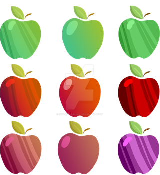 Apple Icons by GodsGirlRachel