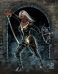 Slayer of Demons by CarrieBest