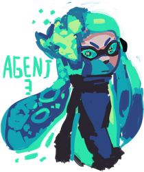 Agent 3 by neo-zoid