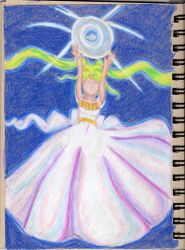 Power of Love in Prismacolor by iTiffanyBlue
