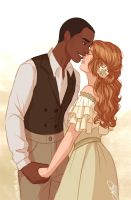 Thales and Maxine by juliajm15