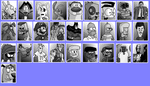 Golden Eye 007 Lifebar Icons by WlanProductions