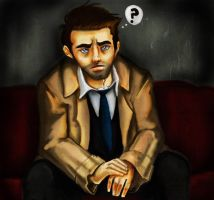 Castiel confused by Porn by crystachick