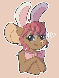 Mousie Commission by JellyWabbit