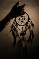 Dreamcatcher by mertethe