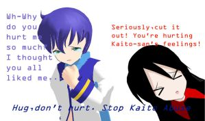 Kaito-san has Feelings Too by TwilightMarth