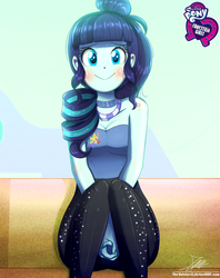 .:Hello 02 - Equestria Girls:. (Commission) by The-Butcher-X