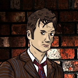 Tenth Doctor by TheLoneSeeker