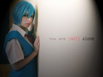 'You are NOT alone' by HaganeNoChemical