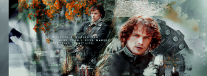 Jamie Fraser by blondehybrid