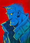 Batou by Zatransis
