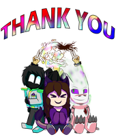 Thank You by arick19