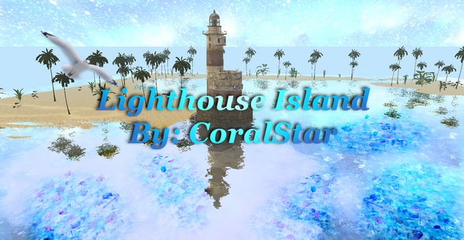 Lighthouse Island by Coralstar51199