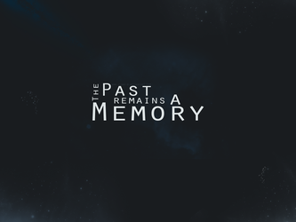 The Past Remains A Memory by Clone-D