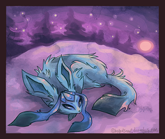 Glaceon by IceandSnow