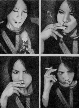hyde x 4 by Loreleydatura