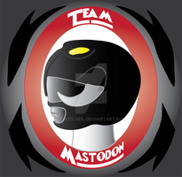 Team Mastodon by TexacoPokerKitty