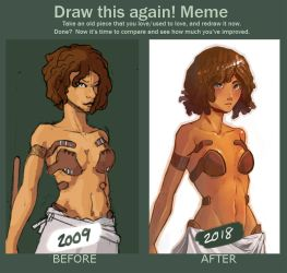 Draw This Again! (2009-2018) by cosamo