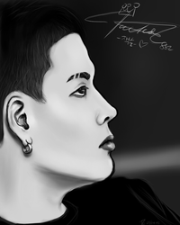 Jackson Wang - GOT7 by LoppanRemmie