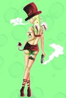 Sin in Green by Lulana