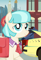 Coco Pommel (MLP Style) by LoBkOFF