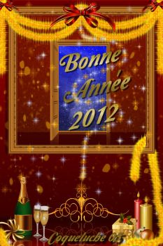 HAPPY NEW YEAR ET BONNE ANNEE 2012 by Coqueluche-05