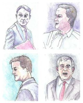 UK Politicians by kethryn